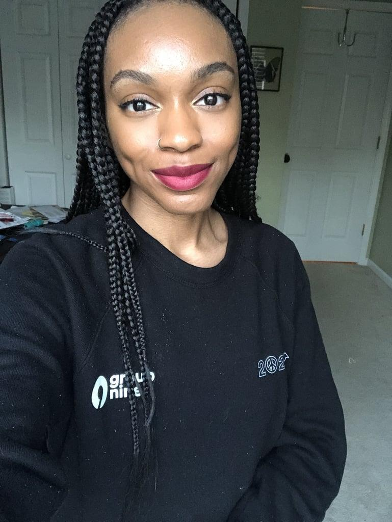 """<p>""""Of all the reds I've tried - and there have been a lot - the <span>Lip Bar Vegan Matte Liquid Lipstick in Bawse Lady</span> ($16) has to be the one that gets the most use. It's made with a formula that applies so smoothly and doesn't leave my lips feeling parched, and the deep red color really does something to me when it comes to bringing out my inner boss b*tch."""" - Danielle Jackson, assistant beauty editor</p>"""