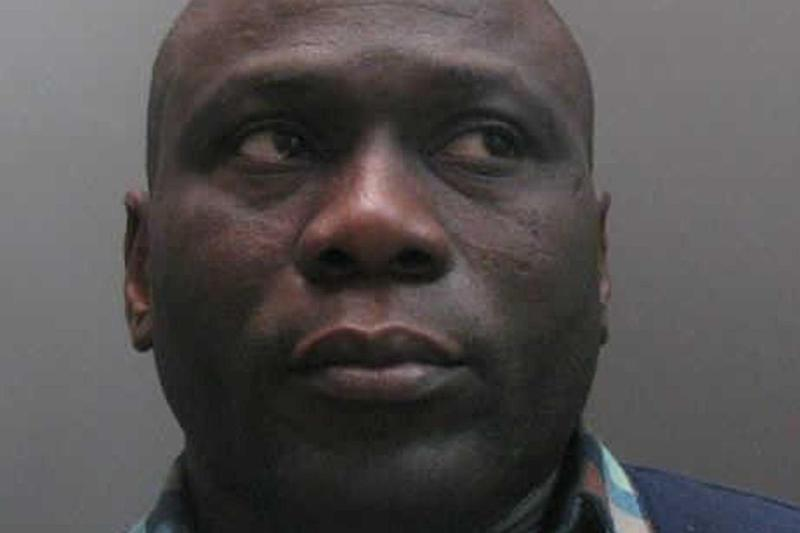 Jailed: Ringleader Abiodun Bamidele worked for Southern Rail: British Transport Police
