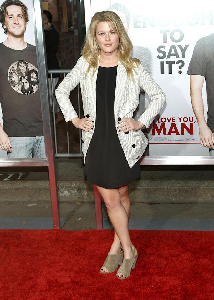 "<a href=""http://movies.yahoo.com/movie/contributor/1809057149"">Rachael Taylor</a> at the Los Angeles premiere of <a href=""http://movies.yahoo.com/movie/1810022085/info"">I Love You, Man</a> - 03/17/2009"