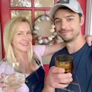 "<p>The actress, 49, firmly believes that wine should be served with ice. ""Yes that's ice in my wine glass because I keep it classy,"" she wrote on Instagram. </p>"