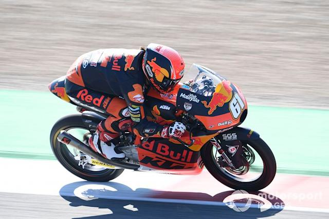 """Can Oncu, KTM Ajo <span class=""""copyright"""">Gold and Goose / LAT Images</span>"""