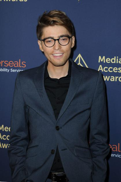 BEVERLY HILLS, CA - NOVEMBER 14: Travis Flores attends the 40th Annual Media Access Awards In Partnership With Easterseals at The Beverly Hilton Hotel on November 14, 2019 in Beverly Hills, California. (Photo by Joshua Blanchard/Getty Images for Media Access Awards )