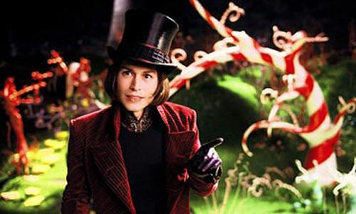 <p>CHARLIE AND THE CHOCOLATE FACTORY (2005). Who else but Johnny Depp could take on the eerie character that is Willy Wonka? And he did it so well in the 2005 remake of the film, which was originally based on the novel by Roald Dahl.</p>