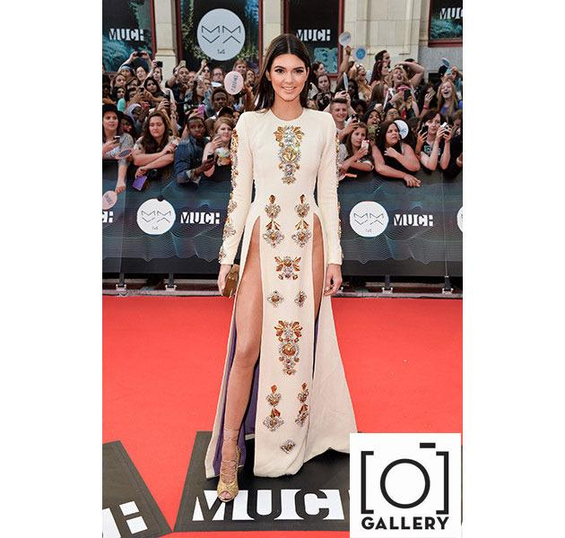 The style rise of Kendall Jenner