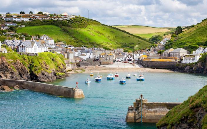 port isaac - Mike Boyland/Getty