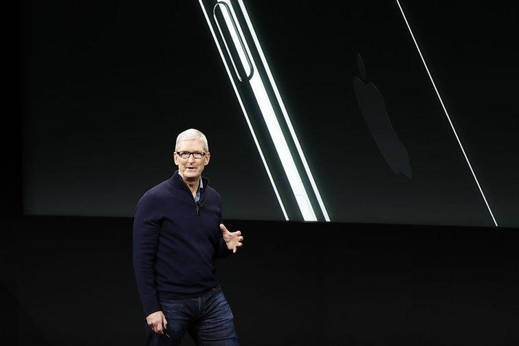 Apple CEO Tim Cook will kick off WWDC 2017 on June 5. (Credit: Getty Images)