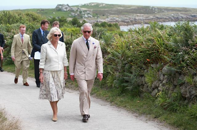 Charles is deferring rent for three months in the Duchy. (Getty Images)