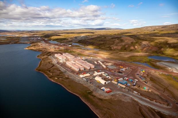 Submitted by Baffinland Iron mines Corporation