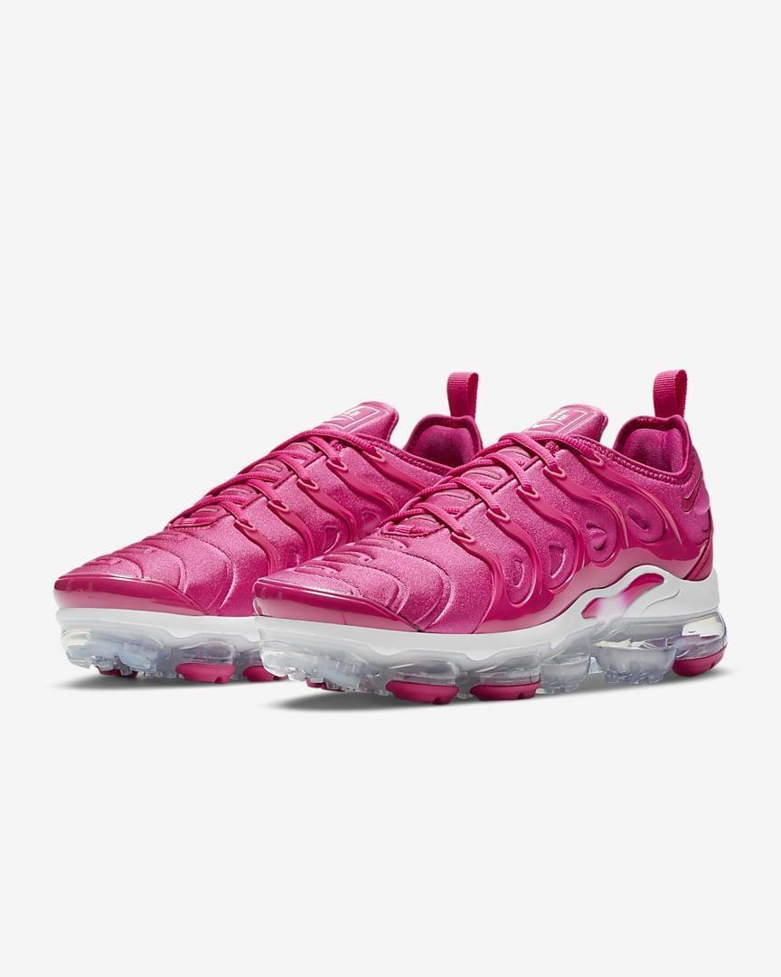 <p>These <span>Nike Air VaporMax Plus Women's Shoes</span> ($200) will do all the talking. They are bold, trendy, and comfortable. </p>