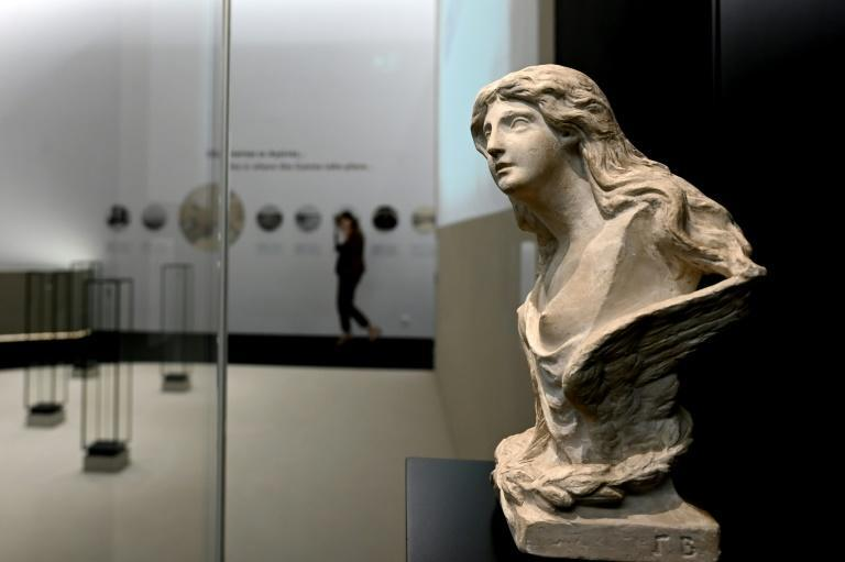 Opened in time for the pandemic-blighted Tokyo Games, the museum blends displays from the ancient world with more modern memorabilia