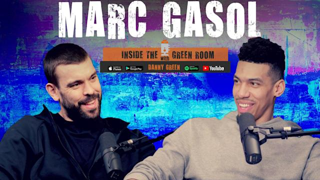 Marc Gasol joined Inside the Green Room to chat about living in Toronto, his big brother Pau, fights in practice and the contrasting styles between Kyle Lowry and Mike Conley.