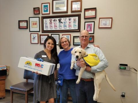 Covetrus Celebrates Delivery of its 2,000th Puppy Care Package in Support of Canine Companions for Independence