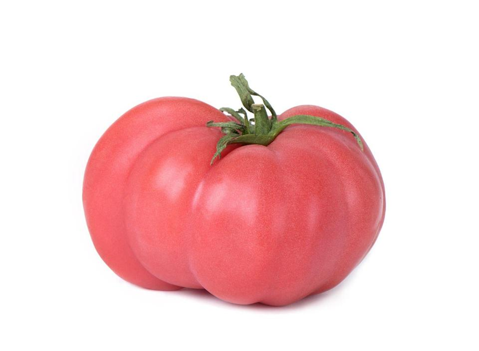 "<p><strong>State Fruit & Vegetable: Pink Tomato </strong></p><p>While there's always a debate on if the tomato is a fruit or vegetable, in <a href=""https://www.sos.arkansas.gov/education/games-activities/"" rel=""nofollow noopener"" target=""_blank"" data-ylk=""slk:Arkansas it gets to be both"" class=""link rapid-noclick-resp"">Arkansas it gets to be both</a>. The state also has an official grape (the Synthiana), an official grain (rice) and an official soil (Stuggart soil series). </p>"