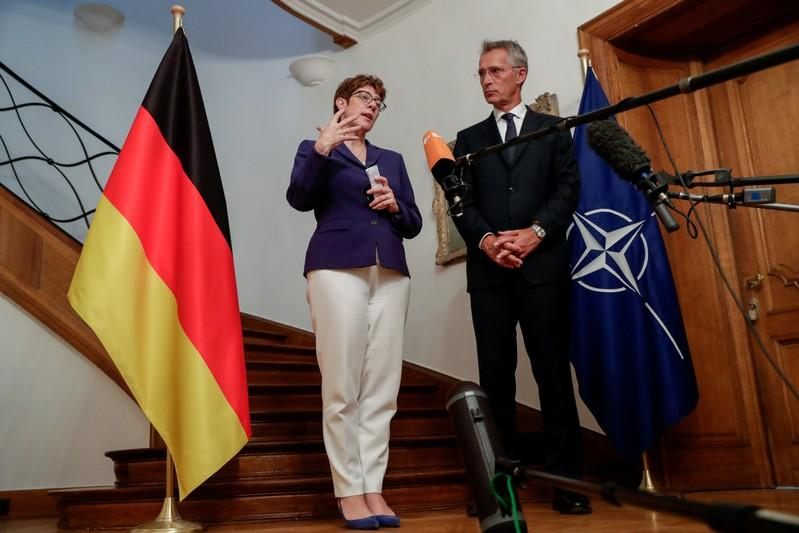 Germany commits to NATO spending goal by 2031 for first time