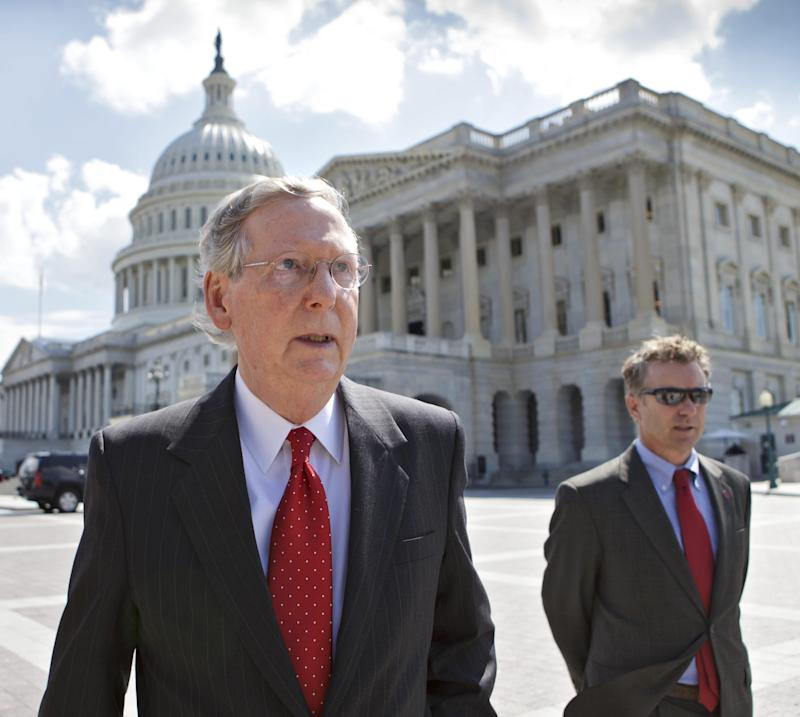 'Over the top:' McConnell still mad about #MoscowMitch, calls attention to 2020 election