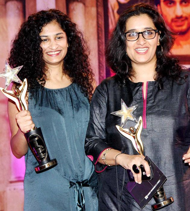 Best Actress (Drama): Sridevi for English Vinglish and Priyanka Chopra Barfi!