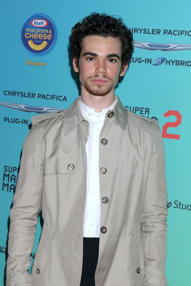 <strong>Cameron Boyce (1999-2019)</strong><br>The Disney star&nbsp;died suddenly from epilepsy&nbsp;after being found unconscious at his home&nbsp;in North Hollywood.&nbsp;He was best-known for his role in the Disney franchise Descendants and the TV show Jessie.