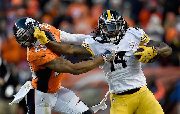 "<a class=""link rapid-noclick-resp"" href=""/nfl/players/28475/"" data-ylk=""slk:Sammie Coates"">Sammie Coates</a> may soon earn a Member's Only endorsement. (Getty)"