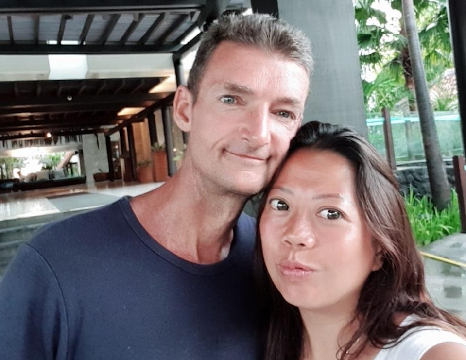 Paul Leslie Quirk is accused of murdering wife Christina Khoo at Esparina Residences on 3 January 2020. (PHOTO: Facebook/Paul Quirk)