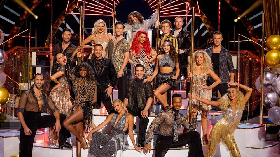 Strictly Come Dancing's professional dancers