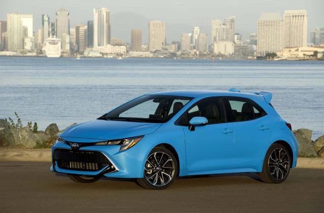 2019 Toyota Corolla Hatchback Reboots For 20 910 Starting Price