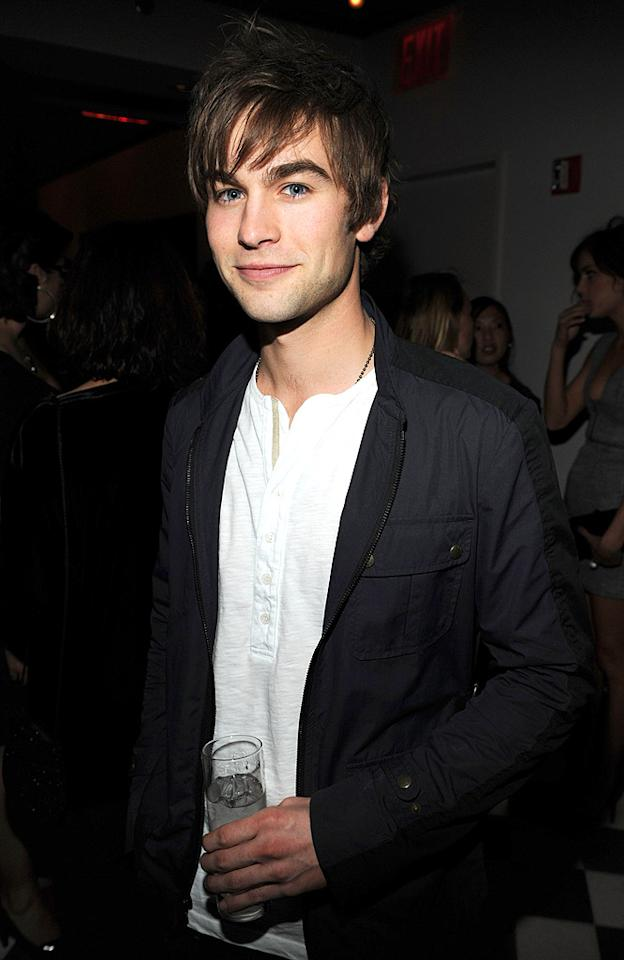 """Chace Crawford officially signed to star in the """"Footloose"""" remake last week. Zac Efron, who was attached to the film, dropped out because he didn't want to do another musical. Kevin Mazur/<a href=""""http://www.wireimage.com"""" target=""""new"""">WireImage.com</a> - May 21, 2009"""