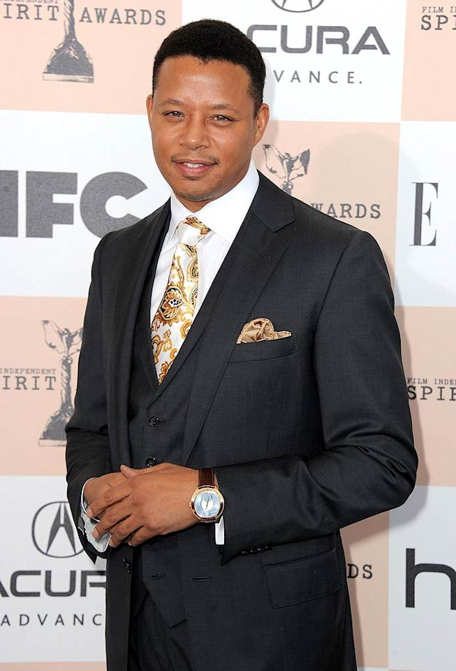 """March 11: Terrence Howard turns 42 Jordan Strauss/<a href=""""http://www.gettyimages.com/"""" target=""""new"""">GettyImages.com</a> - February 26, 2011"""