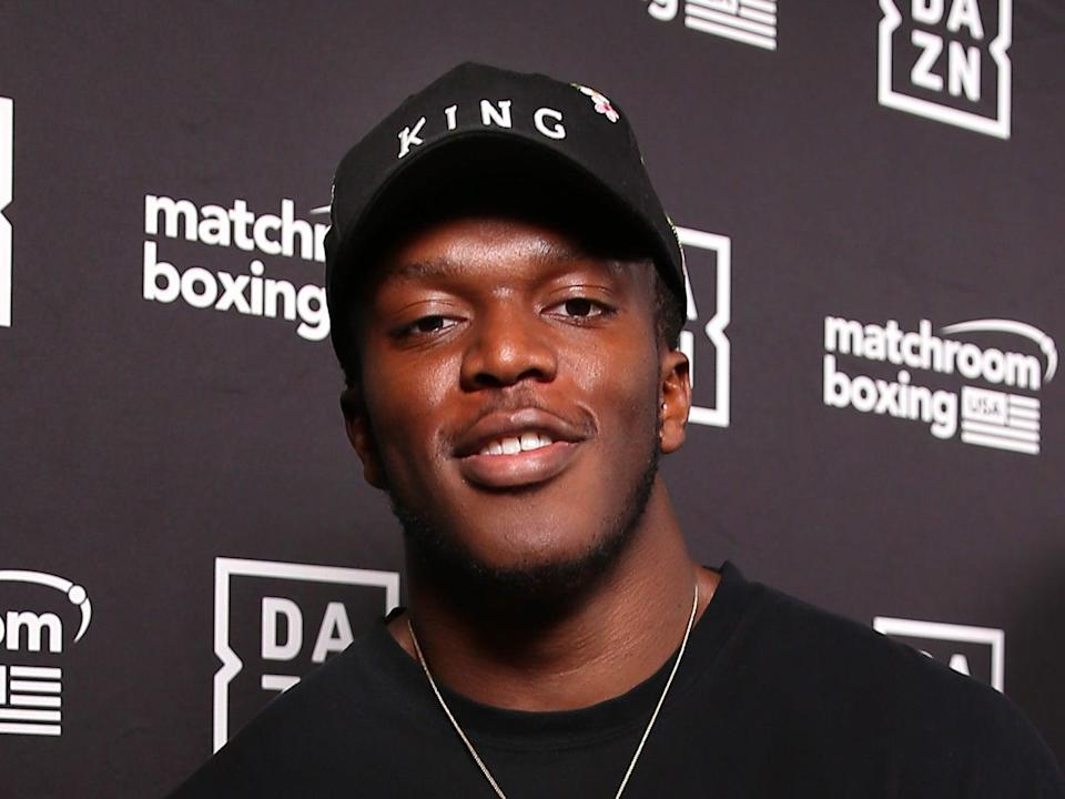 KSI made the Bitcoin revelation on a podcast with 'Made In Chelsea' star Jamie Laing (Getty Images)