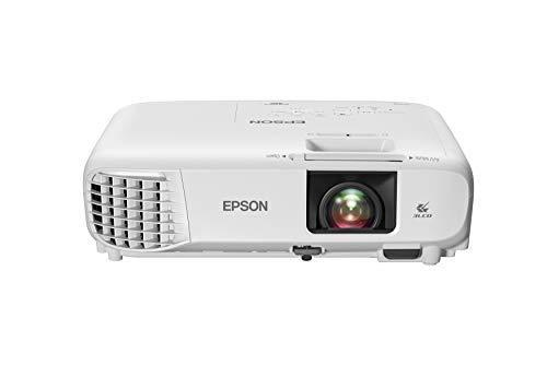 Epson Home Cinema 880 3-chip 3LCD 1080p Projector, 3300 lumens Color and White Brightness, Stre…