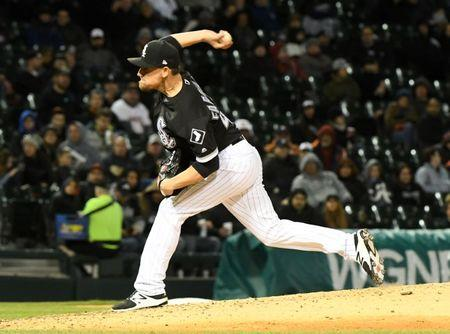 White Sox pitcher Danny Farquhar in critical condition after collapsing during game