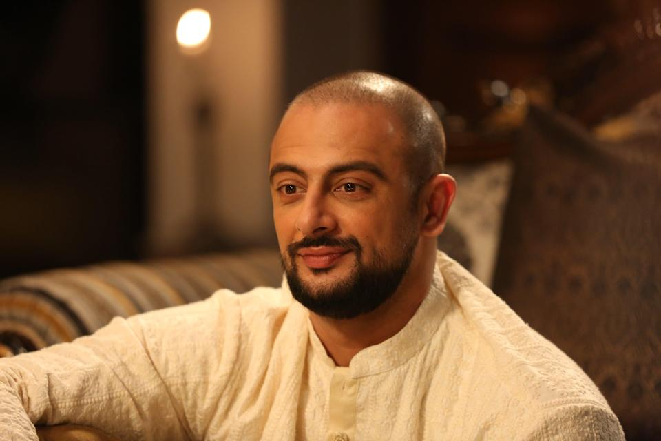 Arunoday Singh plays the charming and mysterious Rauf.