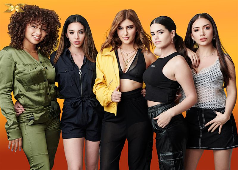 V5 are international social media influencers, made up of Sofia, Alondra, Laura, Wendii and Natalie. They have a combined social media following of 11 million followers, with over 250 million channel views on YouTube.
