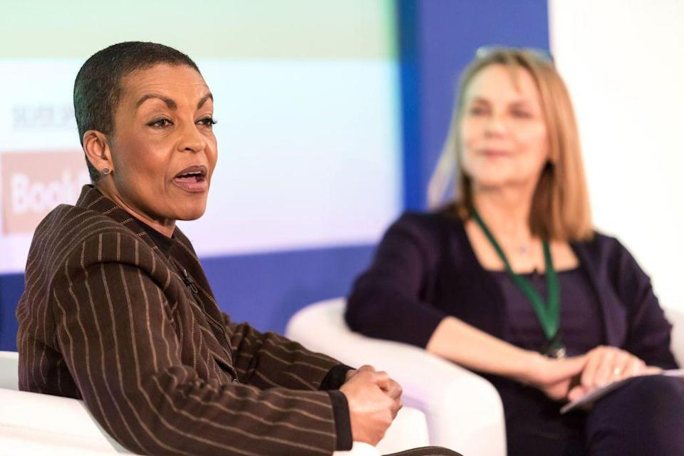 <p>Adjoa Andoh is an icon. From Doctor Who to The National Theatre she already had an impressive acting career under her belt before starring as the inimitable Lady Danbury in Bridgerton.<br><br></p>