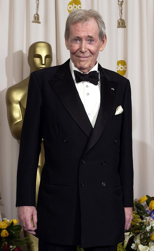 <p>Most years, O'Toole would have won Best Actor for <em>Lawrence of Arabia,</em> but not against stiff competition from 1963's eventual victor, Gregory Peck (<em>To Kill a Mockingbird</em>). Despite later nominations for films like <em>Goodbye, Mr. Chips,</em> he never cashed in. (Photo: WireImage) </p>