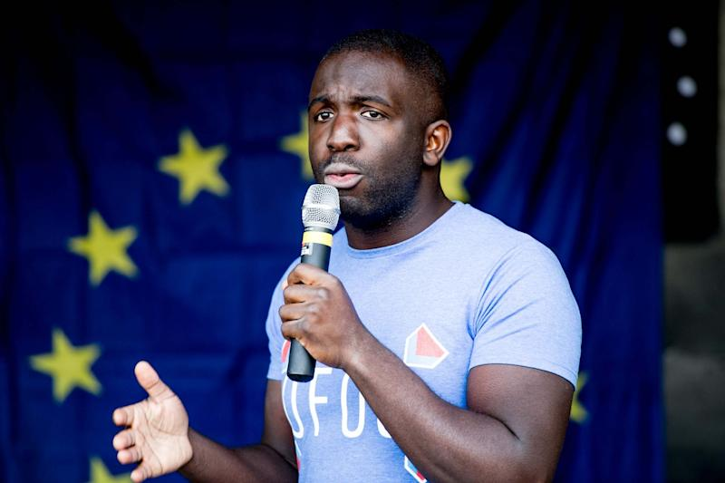 Femi Oluwole said the Proms row was a distraction from other important issues on racism (Getty Images)