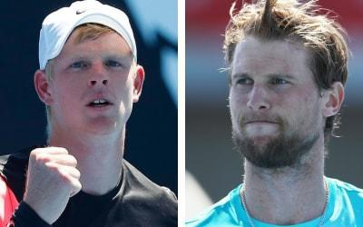 "Kyle Edmund showed his inner steel again today as he fought back from a demoralising start to beat Andreas Seppi, the experienced Italian, and seal his place in the quarter-final of a grand slam for the first time. Edmund will also claim a career-high ranking in the mid-30s after this event – which would put him on the verge of a seeding at the French Open in May if he can sustain it. But first he has another match to play – which must have felt like a mixed blessing as he staggered off HiSense Arena this evening, having played 17 sets and 12 hours of tennis in the first four rounds. Despite Seppi's extensive experience at the Austalian Open – which includes a third-round win over Roger Federer in 2015 – Edmund was generally seen as the favourite for today's contest. He is ranked higher, at No. 49 to Seppi's No. 76, and has a considerably bigger game. Kyle Edmund of Britain hits a shot against Andreas Seppi of Italy Credit: Reuters Yet the first set did not go according to plan. Seppi was razor-sharp, using Edmund's pace against him with a series of hooked forehand crosscourt winners. There was a sense of anxiety in Edmund's high unforced error count – no fewer than 23 in that set – but this was also a case of Seppi middling almost everything. When Edmund lost the first set on a tie-break, then dropped his serve early in the second, it seemed as if his Australian Open adventure was drawing to a close. But then, in Seppi's next service game, he broke back with a characteristic forehand winner. That would prove to be the turning point. Edmund was now bullying Seppi with his greater weight of shot on the forehand side. And even when they entered a balanced backhand-to-backhand rally, Seppi was beginning to cough up errors. From that moment on, Edmund was dominant. He didn't drop another service game, while breaking Seppi four more times. Where Seppi had won 58 of the first 100 points, his success rate dropped back to around 40 per cent from here on in. ""I thought he actually came out very well and timed the ball well,"" said Edmund after his 6-7, 7-5, 6-2, 6-3 win. ""He was dictating probably more points than I was. I was probably doing a little bit more reactive stuff. Edmund overcame fatigue to take victory Credit: Getty Images ""Then it was really good to turn it around, basically. I just stuck in there. Scoreboard pressure. I broke him at 6-5 [in the second set]. After that I really took control. ""It's great to be in the quarterfinals. It's certainly my best result at a slam. It's not easy to win four matches at a grand slam. It shows that I'm improving and the hard work is paying off. ""You have to believe in what you're doing and who you're working with and what you're doing on the court,"" added Edmund, who turned 23 earlier this month. ""As you mature and get older, you become better and wiser and more experienced and naturally you probably play a bit better."" 8:37AM Simon Briggs will have his match report up presently. I myself will bid you good morning. 8:35AM Kyle Edmund ""Good feeling. Really interesting match. I didn't feel I got off to the best start, he was dictating a lot of points. Once I broke him in the last game of the second set I took control of the match. ""He has reached the fourth round five times, he has had some five-setters."" Credit: Eurosport 1 Idiotic Question: You have got the weight of a nation on your shoulders, how does that feel? Answer: ""You are playing for your nation but you are playing for yourself. You prepare the same. I know people have been getting up at silly hours of the morning and I am grateful for that."" Idiotic Question now about whether Kyle will have to get a new outfit for playing Kyrios. Not sure who that interviewer is but he's made a berk of himself there. Anyhow. That's not important. What is important is that Kyle Edmund has played a really fine match, and he is through to his first Grand Slam quarter final! Well played Kyle. 8:29AM Kyle Edmund wins 3-1 (6-7, 7-5, 6-2, 6-3) That's a terrific effort from Kyle Edmund, coming back from a set down and a break down to defeat a wily, experienced opponent who has been ranked as high as 18. Credit: Eurosport 1 8:28AM Edmund 6-3 Seppi* (*next server) (6-7, 7-5, 6-2) Kyle with a superb forehand as he sends the Italian the wrong way. 15-0. An ace, his 25th, brooks no argument next point. Two points away. Serve down the middle is no good. Seppi plays a lovely point here, precise, calm to take it to 30-15. Brave, free swinging stuff from Kyle here as he plays a great groundstroke on the angle. It's match point. Kyle Edmund serves out wide, Seppi cannot get it back and that's game, set and match Kyle Edmund. Rafa Nadal beats Diego Schwartzman 6-3, 6-7, 6-3, 6-3 8:25AM Edmund* 5-3 Seppi (*next server) (6-7, 7-5, 6-2) Edmund has a moment here. Wins the first point on the Seppi serve, and now he does run around a forehand to manufacture an angle. Thumping groundstroke. 0-30. Seppi's in trouble, and more so when he fails with the first serve. But Seppi digs in deep and nails a backhand down the line to get back to 15-30. Edmund comes again, he drives Seppi back further and further with might groundstrokes and now slams a whippy winner home for two break points. Brave serve from Seppi saves one. But at 30-40, he puts the first serve into the net. An exchange from the baseline comes to an end when Seppi slaps the ball into the net and Kyle Edmund has broken the serve again. 8:22AM Edmund 4-3 Seppi* (*next server) (6-7, 7-5, 6-2) Edmund with the hold. 8:18AM Edmund* 3-3 Seppi (*next server) (6-7, 7-5, 6-2) It's deuce, Seppi is serving. He has been called for a foot fault and that makes a double fault. Credit: Eurosport He protests bitterly to the umpire. ""I have never been called for a foot fault in my life,"" he says. Credit: Eurosport 1 Maybe that perceived injustice is what Seppi needs. His next serve is his fastest of the match. It's a third deuce. He's raging now and maybe that is exactly the inspiration that could propel him back into the match. He wraps up the game and it is 3-3. They did not show or do not have a camera angle of the FF. I don't really get it. Either it's a foot fault or it isn't, right? Nadal is through by the way 8:10AM Edmund 3-2 Seppi* (*next server) (6-7, 7-5, 6-2) Seppi sends Edmund scurrying hither and yon along the baseline and, possibly, the first signs of tiredness from Kyle Edmund as he gives up on the pursuit. Now Kyle sends a shot down the line, er, outside the line and there's signs of life for Seppi at 30-30. Kyle's first serve is out. A weak shot from Seppi at 30-30 though, he had a real chance there and he dogged it. Edmund wraps the game up soon after and the first little mini crisis is averted. Simon Briggs of this parish has just said on BBC Radio: ""I don't think Edmund has the strength in his legs that he'd like. He has stopped running around his forehand. I don't know whether that's because he doesn't think it's working or because he's trying to save his legs."" 8:07AM Edmund* 2-2 Seppi (*next server) (6-7, 7-5, 6-2) It's 30-30, Seppi is serving. An ace. An unreturnable. That massage seems to have helped, he was serving with a bit more pop in that game. Perhaps that break will have taken a bit of the wind out of Kyle's sails too. 8:01AM Edmund 2-1 Seppi* (*next server) (6-7, 7-5, 6-2) Edmund bangs in his 23rd ace, Seppi is well and truly up against it here. I am not familiar enough with Seppi to be able to tell you what he might be able to do to get back in this game but he looks overmatched in all departments right now and only a physical breakdown by Edmund could derail him as it stands. Talking of physical... a trainer is on to massage one of the players' shoulders - but it's not Edmund, it is Seppi! He has called a medical time out and is getting massage on his shoulder. He does not look like an Italian who is loving life. Credit: Eurosport 7:59AM Edmund* 1-1 Seppi (*next server) (6-7, 7-5, 6-2) Seppi has held that game but my goodness he had to battle for it. 7:53AM Edmund 1-0 Seppi* (*next server) (6-7, 7-5, 6-2) Kyle has absolutely raced to 40-0 here, but some game work from Seppi on the baseline, a whipped backhand crosscourt beguiles Edmund at the net. 40-15. Edmund snuffs out any hopes with a banging ace, that's the first game and it's all looking rosy. 7:50AM Kyle has the balls He has the service. Has he got the mental strength to get over the line here? It certainly looks like it. Leaving the great Sir Andy Murray, who is obviously on a totally different level aside, this would be the best result in British men's tennis since Tim Henman's days. 7:48AM Meanwhile Nick K is warming up and will be on next. Credit: Eurosport 1 7:46AM Kyle Edmund leads two sets to one He totally dominated that third set and it's 6-7, 7-5, 6-2 in favour of the Briton, who has every chance now of going into the quarter final now 7:45AM Edmund* 6-2 Seppi (*next server) one set all (6-7, 7-5) Nothing going for Seppi. At 15-40, he gets a bit unlucky with a net cord, meaning that he needs a second serve. Said second serve sits up and says hello, Kyle Edmund savages it across court and that is game and the third set to Kyle Edmund. 7:43AM One game away from the third set Credit: Eurosport 1 7:40AM Edmund 5-2 Seppi* (*next server) one set all (6-7, 7-5) Edmund is bossing this now. He's held his serve with the minimum of ceremony and is now just a game away from a richly deserved lead. 7:39AM Quality social media game as well So cool going to the Yorkshire Tea headquarters and factory yesterday in Harrogate to see how the tea is made and do a bit 'tea tasting'. Anyone from Yorkshire will understand you're not a proper Yorkshireman if you don't like a good cuppa. Thanks to @yorkshiretea for inviting me pic.twitter.com/VJnd2RF3vD— Kyle Edmund (@kyle8edmund) November 18, 2017 7:38AM Edmund* 4-2 Seppi (*next server) one set all (6-7, 7-5) Seppi holds that game. Edmund seems to be grousing as he fails to run onto a groundstroke. Fitness is an issue I suppose for KE. 7:34AM Edmund 4-1 Seppi* (*next server) one set all (6-7, 7-5) Kyle Edmund is bossing this now. He's reeled off a service game with the minimum of fuss and he looks younger, stronger, more powerful and more confident than his Italian opponent. Seppi being overpowered. Edmund has a fantastic physique for modern tennis. 7:33AM Edmund* 3-1 Seppi (*next server) one set all (6-7, 7-5) The challenge for Kyle Edmund now is not to let his level dip, and that applies also to your faithful live blogger who has yet to have any breakfast and as such became easily beguiled by the below incredible tweet. It's competition time! It's a really hard one today. These are genuine pictures of 'emotional support animals' on flights. Can you name the country they are flying in? It is... A. America? B. U.S.A? C. The States? pic.twitter.com/yS5LFdjRSQ— Stansaid Airport (@StansaidAirport) January 19, 2018 I have no idea what an emotional support animal is, but if it's a tiny horse you can take on an airplane, then count me in. Seppi holds his service game and he's on the board in the third set. 7:28AM Edmund 3-0 Seppi* (*next server) one set all (6-7, 7-5) Edmund continues to assert his authority with an ace. 15-0. Next point, Seppi challenges a call, as much to try and disrupt the momentum as anything, I should fancy. No dice. 30-0. Seppi relocates his backhand down the line next point, and wins to make it 15-30. Serve return long next up as Seppi gambles. No question that Edmund is the player on the front foot here at the moment, he holds this game without further debate and at 3-0, Kyle Edmund has an opportunity here to take command of this last-16 encounter. 7:25AM Edmund* 2-0 Seppi (*next server) one set all (6-7, 7-5) At 15-30, Seppi is in the soup again, Edmund is hammering him with powerful groundstrokes and Seppi's first serve is failing. Soon it is 15-40 and Seppi again fails with the first serve, Edmund steps in aggressively and thumps a winner. It's a break to Kyle Edmund 7:23AM Edmund 1-0 Seppi* (*next server) one set all (6-7, 7-5) 15-30. Kyle made that a bit harder for himself than he needed to, failing to bury an overhead. But he gets another chance. Seppi hits a groundstroke wide from the centre of the baseline. 40-30. A swinging second service ace down the line makes it 1-0 in this third set and Edmund is ahead for the first time in the match. 7:19AM Here comes Kyle Edmund to serve the opening game of the new set 7:17AM Edmund has popped off the court But seems to be swinging freely, not hampered by the shoulder injury that required treatment earlier. Edmund raised his game in the second set, and Seppi made more unforced errors. Seppi's backhand appeared to go missing. Kyle Edmund is taking on Andreas Seppi in the fourth round 7:16AM Meanwhile Nadal has gone 2-1 up against Schwartzman after the Argentine won the second. 7:14AM Kyle Edmund wins the second set and levels the match at 1-1 7:11AM Key game! Edmund* 6-7 7-5 Seppi (*denotes next server) Edmund wins the first two points, the second with a beefy crosscourt that he runs around, opening his body. A service retur winner. Seppi serves well on the next two points to put out the fire at 30-30. Kyle comes to the net now, using his big span to dominate the court. There is nowhere for the Italian to go. Kyle volleys to give himself a set point. But Seppi saves that with something to spare. At deuce, Kyle wins the point, which involves a net cord. Seppi gets a bad beat the next point as well as he hits a regulation groundstroke into the net cord, it balloons wide, and Kyle Edmund has won the second set 7-5 7:09AM New blogger (but not balls) please Morning pals , Tyers here, taking over from the mighty Chris, who goes now for a change of shirt and a glass of Robinson's Orange Barley Water. Seppi is about to serve to stay in the set. 7:07AM Edmund 6-7 6-5 Seppi* (*denotes next server) Despite Seppi getting his nose in front, Edmund pegs it back to 15-15. At 30-15, the Brit lets himself down with a backhand and it's 30-30. He toils to 40-30 and then wraps up the game. 7:04AM Edmund* 6-7 5-5 Seppi (*denotes next server) Seppi starts off well, but an overhit backhand makes it 15-15. Seppi soon restores the lead with a fierce forehand that sails past Edmund. A good serve makes it 40-15 before another strong delivery wraps up the game. Also very easy for the Italian. 7:00AM Edmund 6-7 5-4 Seppi* (*denotes next server) This is comfortable for Edmund too. After a decent rally, Seppi blinks first to make it 30-0. Then Seppi tries a lob - which lands way out. And ace - his 14th- makes it an easy love game. 6:58AM Edmund* 6-7 4-4 Seppi (*denotes next server) Seppi shows he's no slouch when it comes to serving and hits an ace to make it 30-0. Another one makes it 40-0. It only took a couple more shots in the next point for him to wrap up the game. Easy for the Italian there. 6:55AM Edmund 6-7 4-3 Seppi* (*denotes next server) Edmund's serve lets him down there for a change and Seppi gets the first point. But he comes out on top in the next rally and then a second serve can't be returned by the Italian. Heavy hitting from Edmund makes it 40-15 and then he hits a lovely second serve ace to wrap up the game. 6:52AM Edmund* 6-7 3-3 Seppi (*denotes next server) Seppi controls the first point and has a fine drop shot at the net. But Edmund levels the game before hitting a forehand too long. 30-15. An ace from Seppi - just his 4th - makes it 40-15 but Edmund fires back a fine forehand return. Edmund almost returns with his backhand, but it lands just out to give Seppi the game. 6:48AM Edmund 6-7 3-2 Seppi* (*denotes next server) The Brit gets off the mark first but Seppi levels the game. Two strong forehands from Edmund - the second of which can't be returned - and he's 30-15 up. This time Seppi drops a shot a tad too long and Edmund has the chance to hold. An ace ensures a comfortable game. 6:45AM Edmund* 6-7 2-2 Seppi (*denotes next server) Edmund's serving has been good - but his ground shots are letting him down. Seppi, meanwhile, has been consistent and patient. Joy for Edmund this time as he wins a rally - and then Seppi hands him another point. 0-30. Can Edmund hit back straight away? Seppi hits a forehand long this time in an extended exchange and Edmund has 3 break points. Seppi saves the first, pinging a forehand into an empty court after Edmund's return. Another saved by the Italian and, OH! Edmund has a chance to get the break with an overhead smash - but it hits the net. Bad bad bad. Edmund gets the advantage after Seppi misses an easy shot. And this time he takes his chance, whipping a fine forehand into the corner. He's back in the match. 6:39AM Edmund 6-7 1-2 Seppi* (*denotes next server) A decent rally ends with Edmund smacking a backhand just beyond the baseline. And then another rally and another winner from Seppi - directing a forehand that hits the line. 0-30. An ace makes it 15-30, but a fantastic stretching forehand flies past Edmund. Break point - which Seppi gets. Not good for the Brit. 6:36AM Edmund* 6-7 1-1 Seppi (*denotes next server) Much better from Edmund there. After a good rally, he sends Seppi the wrong way with a good backhand. A great backhand down the line makes it 0-30, but the next one lands just out. Another error on his forehand makes it 30-30 and then a badly hit smash finds only the net. An ace ensures Seppi holds serve. 6:32AM Edmund 6-7 1-0 Seppi* (*denotes next server) This is the big stat of the first set - Edmund made 23 unforced errors, Seppi made just 5. He starts off well in the second set, taking a 30-0 lead. And then a good serve helps him to 40-0 before another good delivery gives him an easy love game. 6:28AM Edmund* 6-7 Seppi (*denotes next server) The Italian gets off the mark first, firing a smart forehand into the corner. But Edmund serves well to take the next point...and then the next one too. 2-1 Edmund. A wild backhand from the Brit goes well wide before a heavy forehand goes long. 3-2 Seppi. Edmund dominates the point with a strong second serve - his injury doesn't seem to be hampering his serving at least. Another unreturnable delivery makes it 4-3 to the Brit. Edmund just about returns a strong serve from Seppi but the Italian gobbles up the point. An unforced error from Edmund then makes it 5-4 Seppi. And now Seppi has two set points after hitting a fine return down the line. He only needs one, smacking a strong backhand that Edmund knows he can't reach. The Italian takes the first set. 6:21AM Edmund 6-6 Seppi* (*denotes next server) After the short medical timeout, Edmund kicks off with a good first serve. Seppi pegs him back before a weak forehand from Edmund makes it 15-30. His serve levels the game once again and then another ace - his 9th - makes it 40-30. A good rally ends then ends with Seppi going for the winner - but sees his backhand go wide. We have a tie break. 6:15AM Edmund* 5-6 Seppi (*denotes next server) Will we get our first break? Seppi is determined not to let that happen and races to a 30-0 lead. Another poor shot from Edmund fails to go above the net, but an attempted drop shot from Seppi also hits the net. 40-15. A strong serve can't be returned by Edmund and Seppi wraps up the game. And now Edmund is seeing his trainer. He seems to be having a little trouble with his right shoulder. 6:11AM Edmund 5-5* Seppi (*denotes next server) Edmund could do with a better service game here. He doesn't start off well and then hits a poor backhand into the net. That was his 15th unforced error. But that's another ace - his serving is keeping him in the match at the moment. Better - a long rally ends with a forehand down the line. At 30-30, he bashes down another ace with ease before controlling the next point well to win the game. 6:06AM Edmund* 4-5 Seppi (*denotes next server) Seppi dominates the first point before hitting his second ace of the match. Another strong serve can't be returned and Seppi wraps up the game without dropping a point. Easy for the Italian. 6:04AM Edmund 4-4 Seppi* (*denotes next server) Best point of the match there. A long rally ends with Edmund smacking a forehand into the corner, which Seppi can only return to the net. But a decent forehand from Seppi soon levels the game. A wild shot from Edmund goes wide but Seppi fails to crank up the pressure. 30-30. A terrific return gives Seppi a break point - the game's first - but Edmund stays patients, bides his time and lets Seppi hit wide. At deuce, the Italian batters a forehand into the corner to gain the advantage but Edmund saves the point by hitting a forehand into an empty court. Edmund hits wide to give the Italian advantage but Seppi lets him off the hook. Deuce again. And this time a strong return gives Seppi break point...but again he makes a mistake to return it to deuce. An ace - Edmund's 4th - gives him the edge but oh dear, a double fault makes it deuce again. Is he feeling the pressure? Seppi gets another advantage when Edmund finds the net but again, the Brit saves himself with an ace. Yet another one gives him the advantage and this time an unreturnable serve gives him the game. Phew. That was much closer. 5:52AM Edmund* 3-4 Seppi (*denotes next server) They start with a good rally but Edmund blinks first, hitting a shot into the net. Seppi makes it 30-0 before a decent serve takes it to 40-0. His first ace wraps up the game and that was much easier for the Italian. 5:50AM Edmund 3-3 Seppi* (*denotes next server) Seppi starts well, coming to the net to dispatch an easy forehand into the corner. Edmund quickly levels it before a good forehand to the back of the court makes it 30-15. Seppi is determined to make it harder for Edmund though and levels things. And while the Brit makes it 40-30, a mistake takes it to the match's first deuce. Edmund hits a strong serve to make it advantage and then he whips a delightful forehand into the corner to take the game. 5:45AM Kyle* 2-3 Seppi (*denotes next server) The Italian meanwhile sees two lets before just about winning the first serve. But Edmund smashes back a return to level the game, that was a great forehand. The next point is arguably the best rally of the match so far - and it's Seppi who takes it, allowing Edmund to make a mistake first. Edmund again levels the game but Seppi shrugs off a great forehand from Kyle to take the next point. 40-30. And a decent serve gives him the game - a much harder service game there though. 5:41AM Kyle 2-2 Seppi* (*denotes next server) Edmund starts off with a strong first serve that a stretching Seppi fails to return. Seppi pegs him back but an ace from Edmund restores his lead. Another good serve makes it 40-15 and ace wraps it up. The Brit's finding his range now. 5:38AM Kyle* 1-2 Seppi (*denotes next server) Seppi starts as he began his last service game but then Edmund gets his first point on the board when returning. But the Italian shrugs that off and charges to another game. Just one point lost on either's service game at this moment. 5:36AM Kyle 1-1 Seppi* Edmund shows his backhand is not bad either - finishing a rally with a sweet shot down the line. Boom - a strong forehand makes it 30-0, before a strong serve extends it to 40-0. Can we have another love game? Yes. The Italian can't return Kyle's serve. 5:33AM Kyle* 0-1 Seppi Seppi gets his first point with ease, with Edmund unable to return the opener. He soon makes it 30-0 before a sweet backhand into the corner makes it 40-0. He wraps it up with his next serve. An easy opener there for the Italian. 5:31AM Kyle 0-0 Seppi* (*denotes next server) Seppi won the toss and has chosen to serve first. And we're ready to go... 5:25AM The players are announced And it's warm up time. The rankings say Edmund (49) will beat Seppi (76). But the Italian has a lot of experience to draw on and will likely prove a tough challenge for the 23-year-old. Five minutes to go. 5:20AM And here they come... Edmund and Seppi are making their way to the court now. Kyle Edmund and Andreas Seppi on their way to the Hisense Arena in separate golf carts. Match will start in next 10 minutes. #AusOpen— Stuart Fraser (@stu_fraser) January 21, 2018 5:12AM Players due on court soon The players are reportedly due to arrive on court in the next couple of minutes - at 5.15am. 5:08AM Will Edmund sizzle? Well, hopefully in terms of his tennis. Weather wise, it's a sunny 27 degrees at the moment in Melbourne - much cooler than the scorcher he endured in the previous round. 5:01AM Edmund's record Kyle Edmund career stats 4:58AM Preview Kyle Edmund will attempt to break new ground by reaching his first grand slam quarter-final at the Australian Open on Sunday. You have to go back to Tim Henman's run to the US Open semi-finals in 2004 to find a British man other than Andy Murray who has reached the last eight at a slam. On paper, Edmund certainly has a great chance against Italian veteran Andreas Seppi, who is ranked 76 to Edmund's 49. But Seppi has been as high as 18 and caused one of the great tennis upsets by beating Roger Federer in the third round in 2015. Edmund, who won their only previous clash indoors in Antwerp in 2016, said: ""It's a tough match. The reason I'm playing in the fourth round is because the guy I'm playing has also won three other matches. He's also going to be feeling good and feeling good about his game, like myself. ""At the end of the day, it's 0-0. It's a fresh match. It doesn't really matter about head-to-heads or what their number is in the bracket next to their name. As you have probably seen in this tournament, there are a lot of seeds that have gone out. ""It has to be a new challenge for me and get all that out of my head. I have to be ready for battle, really. That's the way I look at it."" Edmund was not on the practice schedule at Melbourne Park on Saturday, with rest the priority after his hugely impressive five-set win over Nikoloz Basilashvili in 40C heat on Saturday. No doubt to the relief of both players, it will not be anywhere near as hot on Sunday, but the mental and physical resilience Edmund showed demonstrated how much he has developed. The young Briton's progress has been noted by Eurosport analyst John McEnroe, who said: ""I've watched Edmund play quite a bit here in Melbourne and over the past couple of years. ""Having seen him in the past struggle physically in these big, long matches, it looks like he's made a huge step forward. He's looking better than I've ever seen him. ""Bouncing back from 2-1 down in two matches is extremely impressive. I was watching Kyle play (Denis) Shapovalov in Brisbane and I thought he looked like he was moving better than he ever had before. He's a big guy, he obviously works hard and it looks like he's got himself physically and mentally where he needs to be."" The Australian Open has been Seppi's most successful grand slam and this is his fourth appearance in the fourth round, but he has never been further. The 33-year-old had his own marathon in the third round, beating Ivo Karlovic in five sets, and he is wary of the talents of Edmund. ""He's a very tough opponent,"" said Seppi. ""He can play some very fast tennis, especially with the forehand. Of course, he is very dangerous. But I think it's another good match for me. Hopefully I can play some more good tennis in the next round."" Seppi remembers his last encounter with Edmund, when the British number two triumphed 6-3 6-4 in the quarter-finals to make his first ATP Tour semi-final. He reached three more last season but is yet to make a final. ""Maybe I can take the revenge on Sunday. He's one of the best up and coming players. He has a very powerful game. I think for sure he can do well in the next years."" 4:44AM Welcome! Kyle Edmund's contest with Andreas Seppi is coming up next on the Hisense Arena in about 15 minutes. In the meantime, you can check out our Tennis Podcast, in which Catherine Whitaker and David Law and discuss Kyle Edmund and Nick Kyrgios."