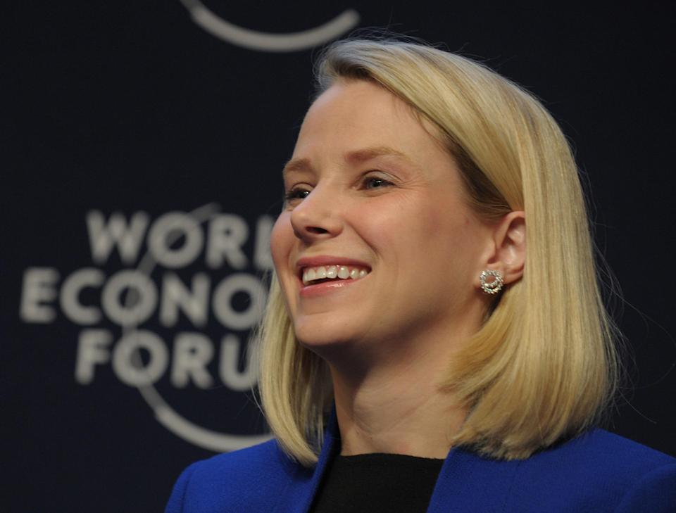 Marissa Mayer in 2014