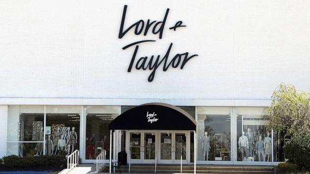 PHOTO: A general view of a closed Lord and Taylor department store following their filing for bankruptcy amid the COVID-19 pandemic, May 12, 2020, in Garden City, New York. (Bruce Bennett/Getty Images)