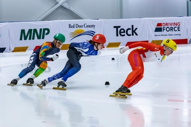 Peter Fuzessery/2019 Canada Winter Games