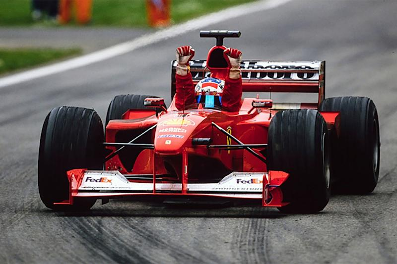 Be at the first F1 race at Imola since 2006