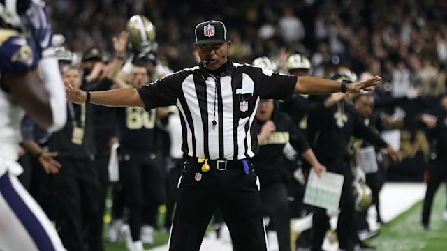 The NFL announced offensive and defensive pass interference calls can now be challenged.