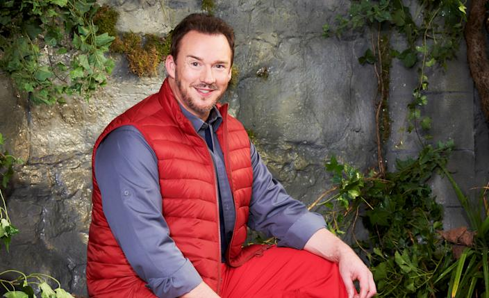 Russell Watson says he has turned down I'm A Celebrity five times. (ITV)