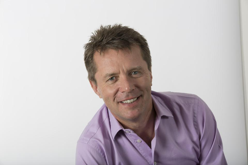 BBC Radio 5 live presenter Nicky Campbell (Credit: BBC)