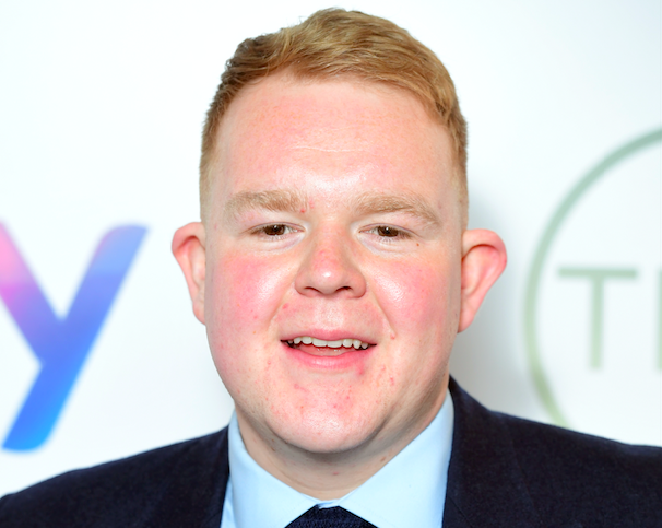 Colson Smith attending the TRIC Awards 2020 held at the Grosvenor Hotel, London (Photo by Ian West/PA Images via Getty Images)
