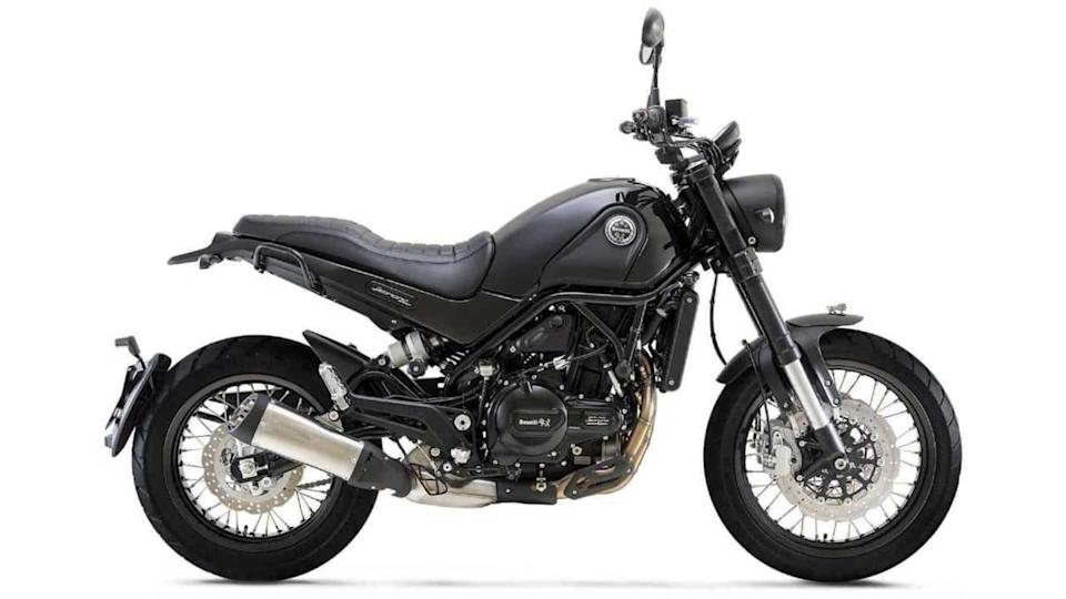 Benelli launches Leoncino 500 Trail motorbike in the US