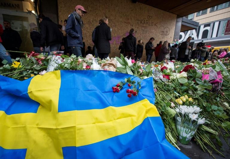 Three Swedes, including an 11-year-old girl, a Briton and a Belgian were killed in the Stockholm truck attack on April 7
