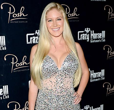 """Heidi Montag Gets Breast Reduction Surgery, Says She """"Regrets"""" Size F Implants"""
