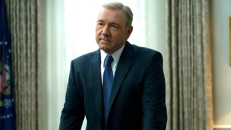Kevin Spacey Channels Frank Underwood in His Message for 2020