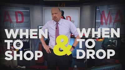 Jim Cramer explained how he uses his shopping experiences to help determine which retailer stocks are not worth buying.