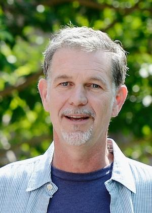 Netflix CEO Reed Hastings' Salary Will Nearly Double in 2013